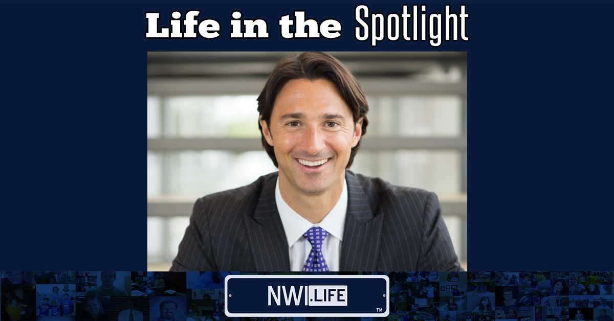 A Northwest Indiana Life in the Spotlight: Anthony Contrucci
