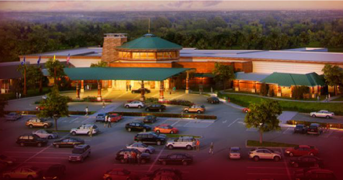 The Pokagon Band of Potawatomi announce expansion of Four Winds South Bend