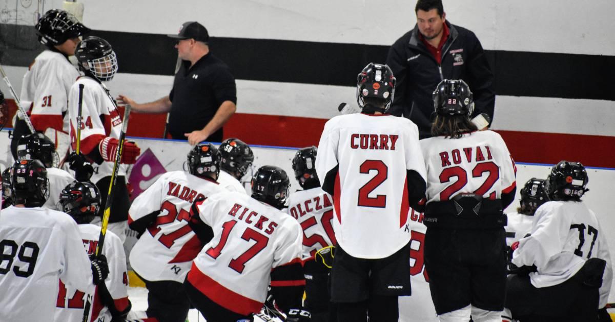Crown Point High School Club Hockey sets the bar in Region