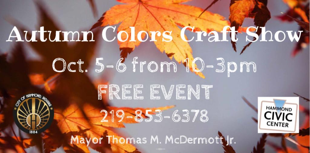 Autumn Colors Craft Show