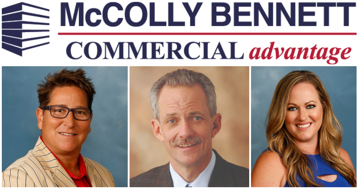 Recent merger of McColly Bennett Commercial Real Estate with Commercial Advantage provides new opportunities to NWI