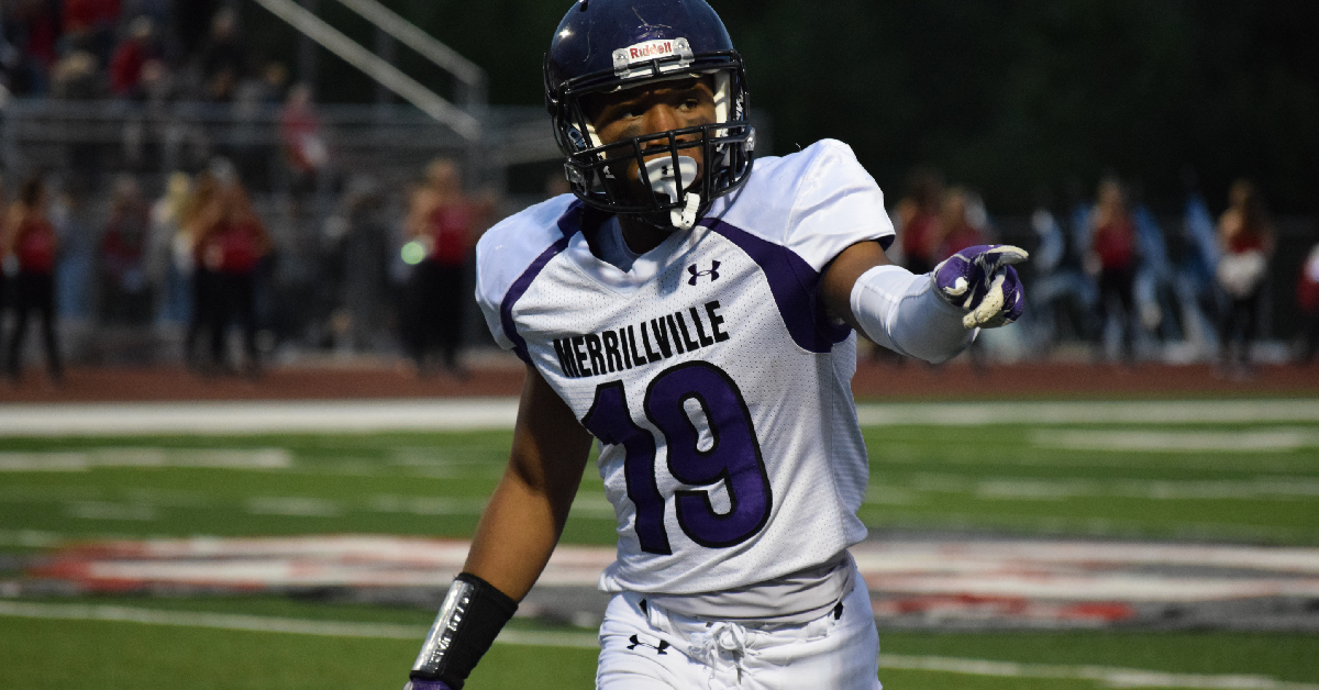 Merrillville vs Crown Point rivalry forces game into overtime