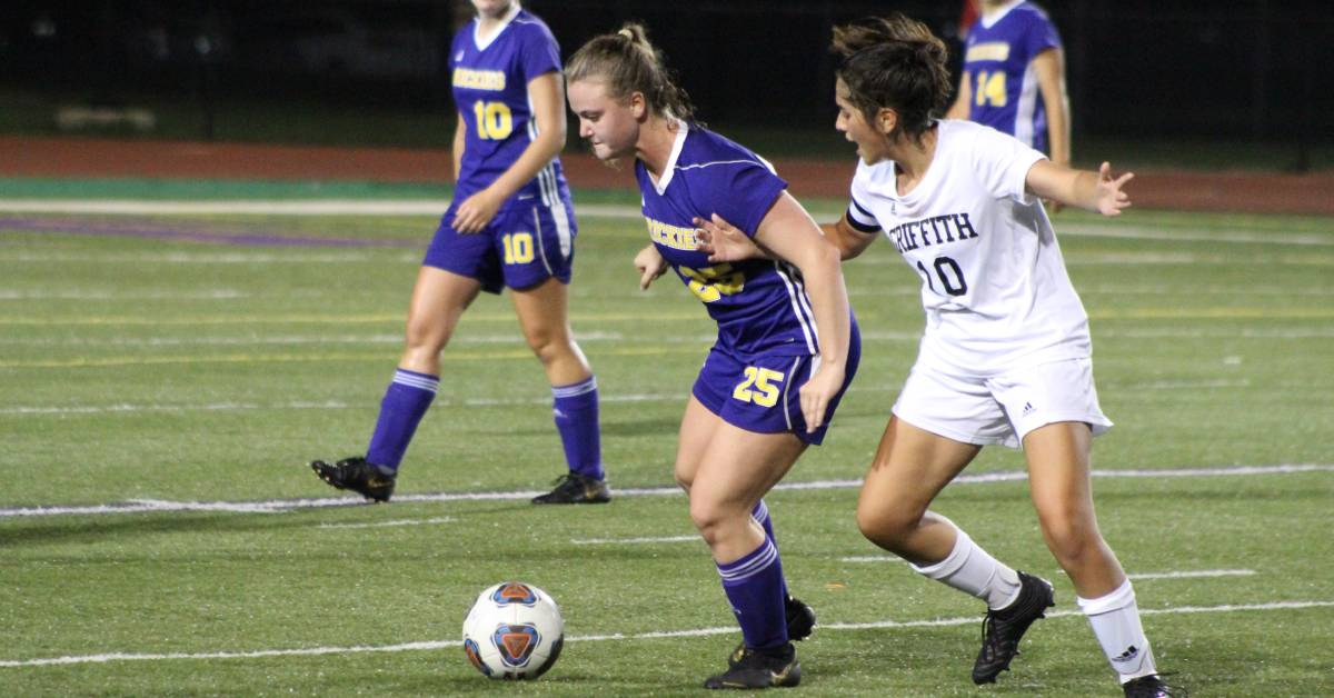 Griffith Lady Panthers take down the Hobart Brickies 2-1 in a Brickyard soccer showdown