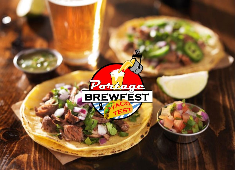 Portage Brewfest & Taco Fest