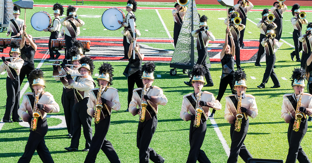CHS Trojan Guard celebrates recent success at Goshen HS