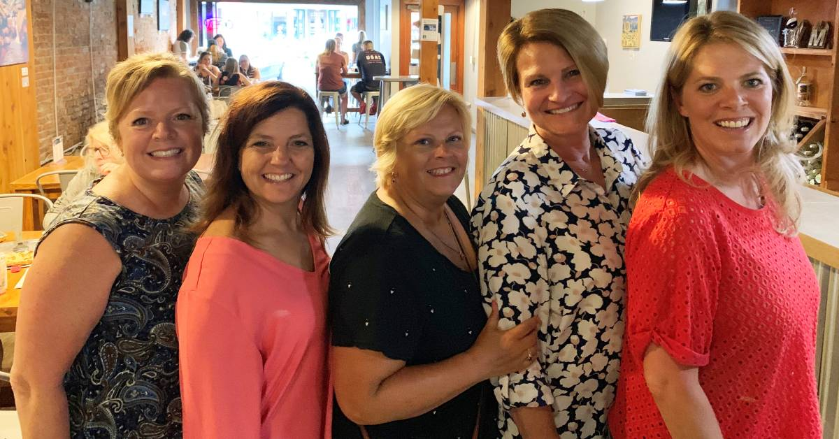 United Way of Porter County Women United raised $10,000 to support PACT Recovery Connection programming