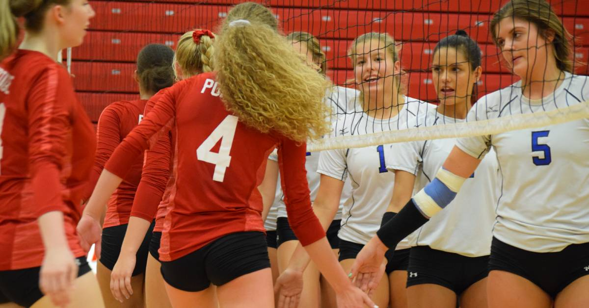 Lake Central brings the heat against Portage in hard fought match