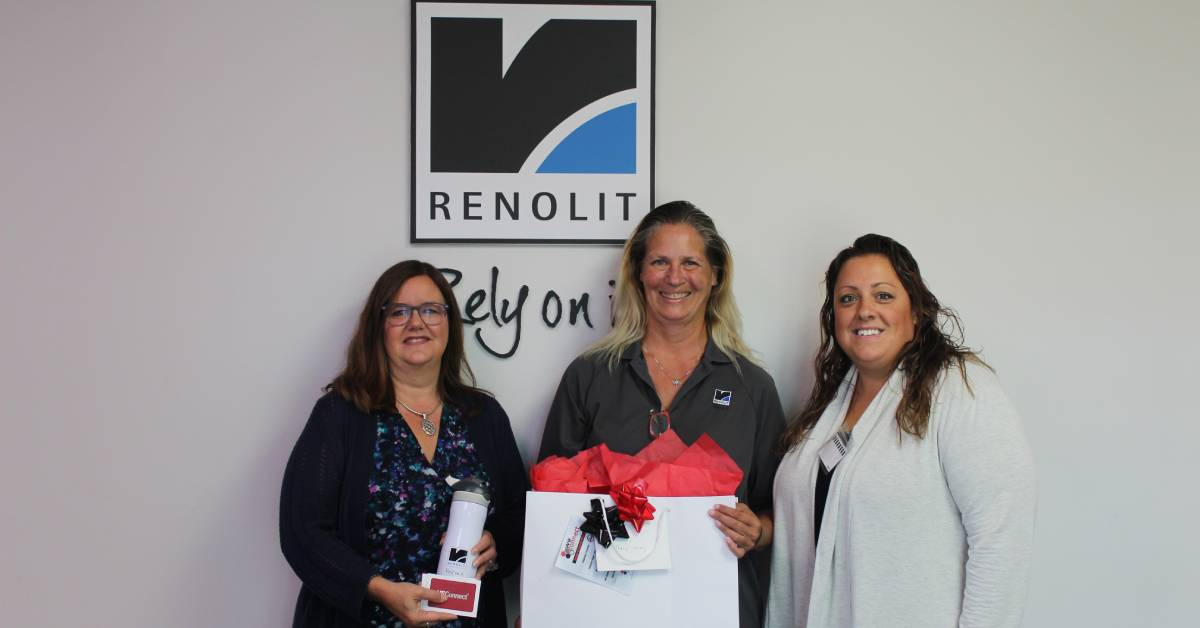 American Renolit partners with We Connect to foster healthy living for every employee