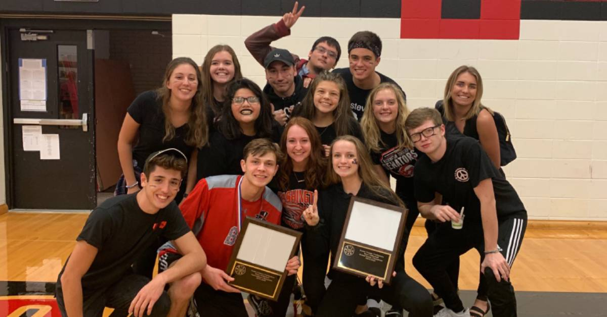 #1StudentNWI: Fresh Perspectives and Projects at Washington Township High School