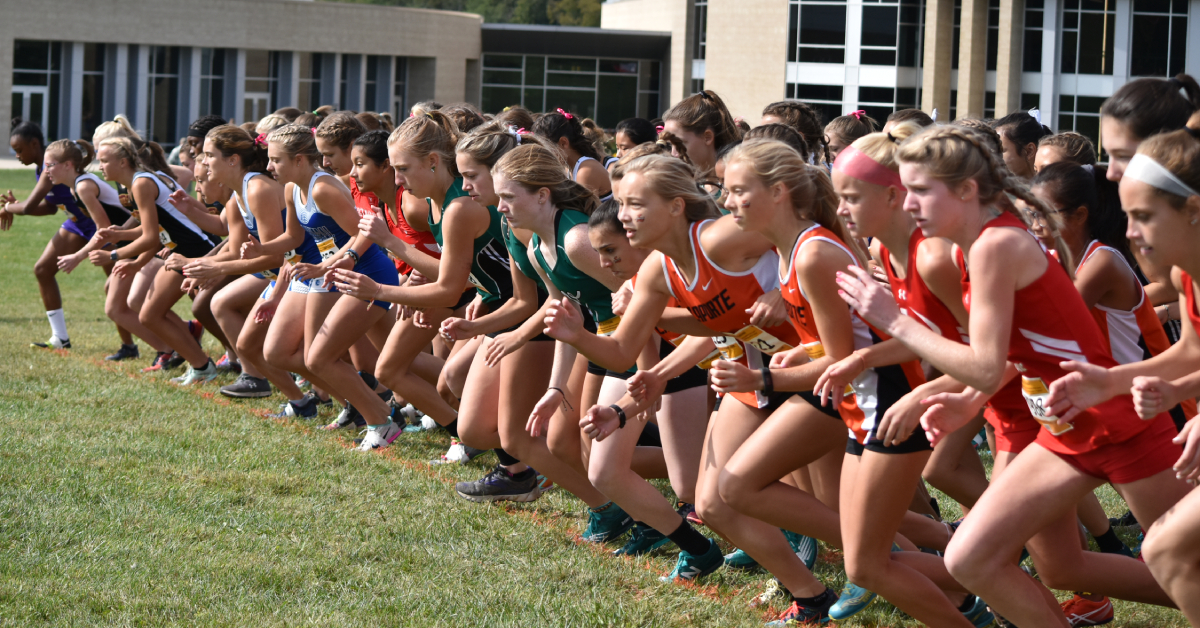 Valparaiso Boys and Lake Central Girls win big at the Duneland Athletic Conference Cross Country Championships