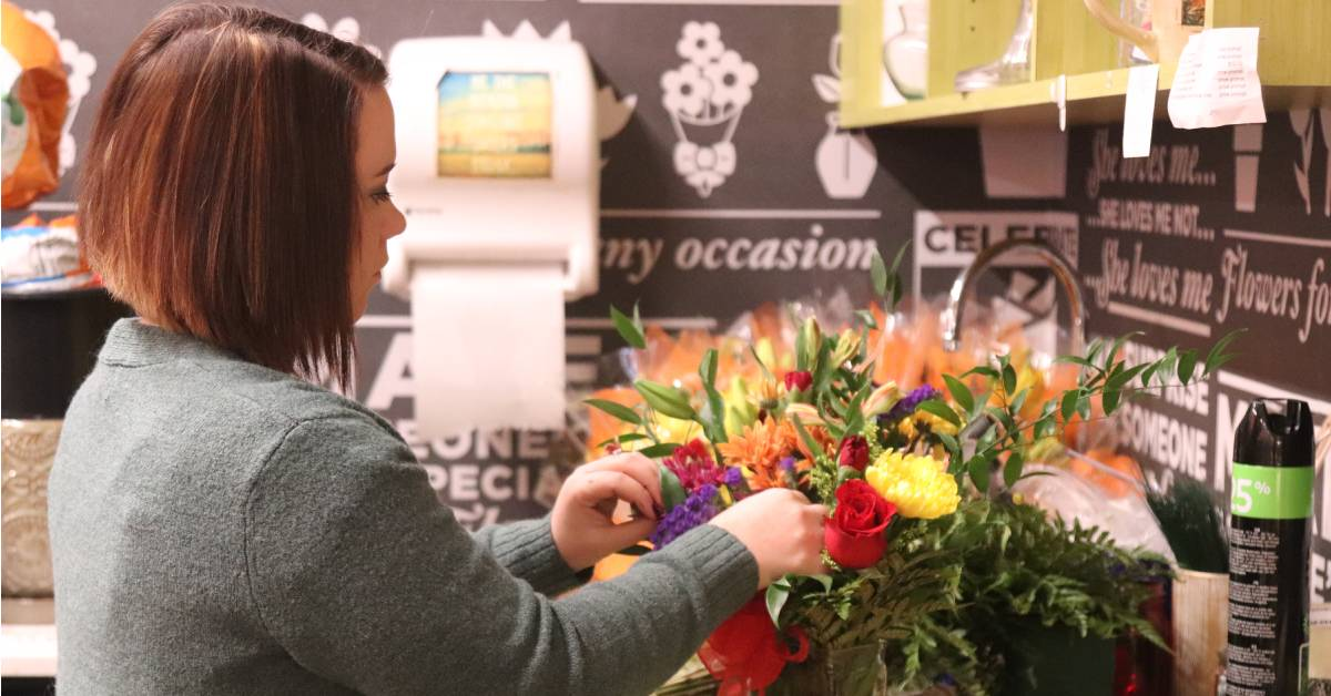 Strack & Van Til floral department becomes a go-to for community members