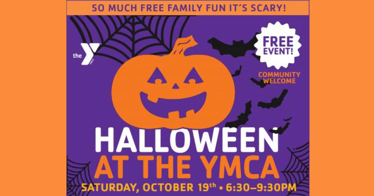 Plan to spend your Halloween at the Valparaiso Family YMCA