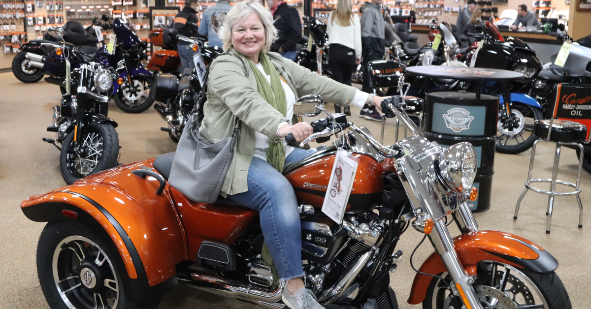 Cruising into fall at Harley-Davidson of Valparaiso