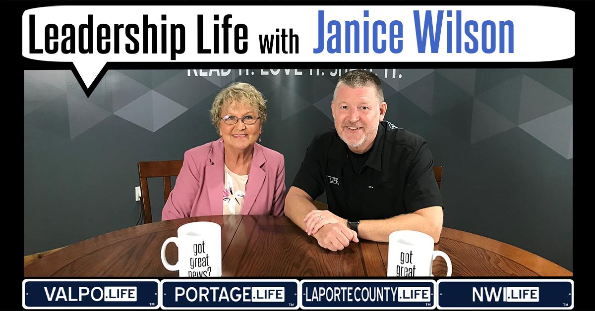 Leadership Life: Janice Wilson
