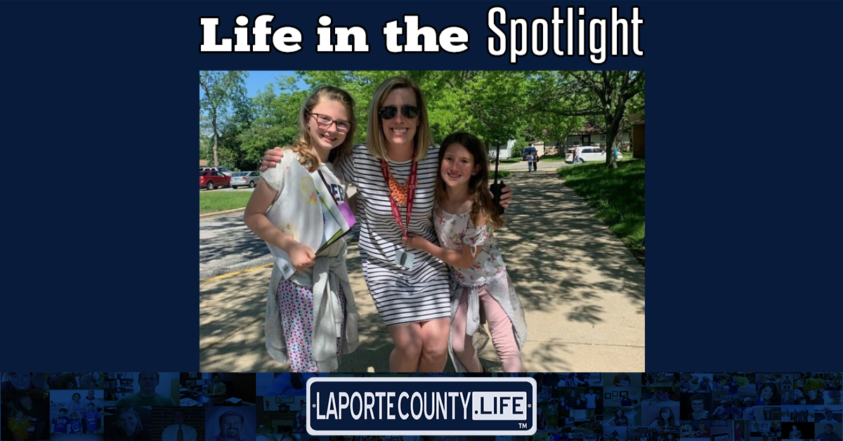 A La Porte County Life in the Spotlight: Holly Martinez