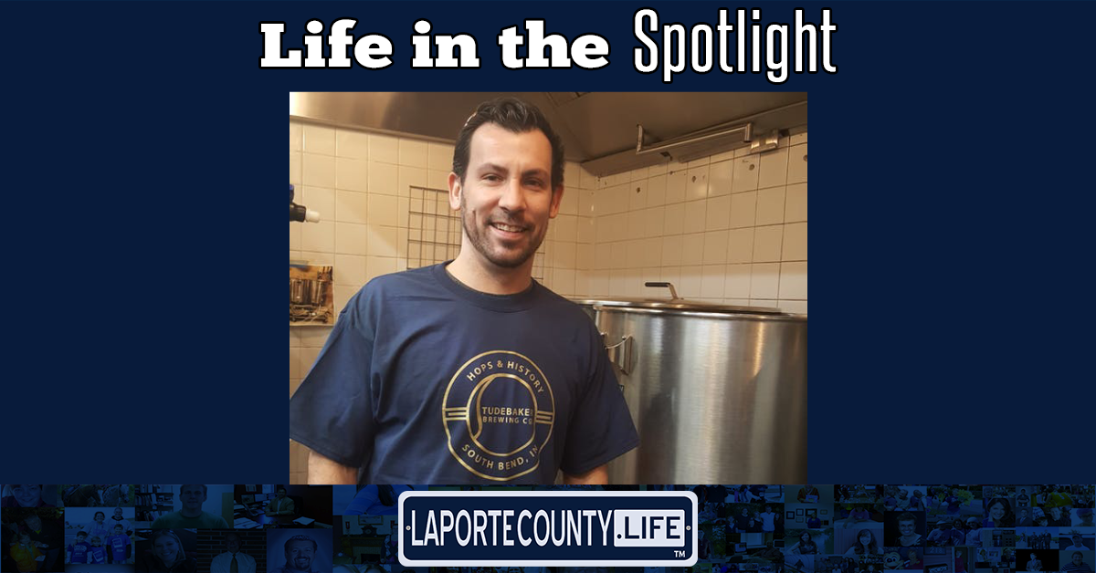 A La Porte County Life in the Spotlight – Rick Orta