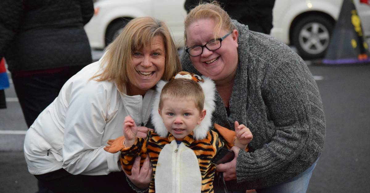 La Porte Hospital throws first Trunk or Treat for associates and their families
