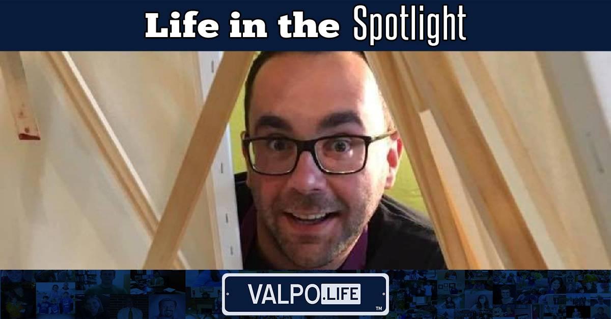 A Valpo Life in the Spotlight: Sal Muffoletto