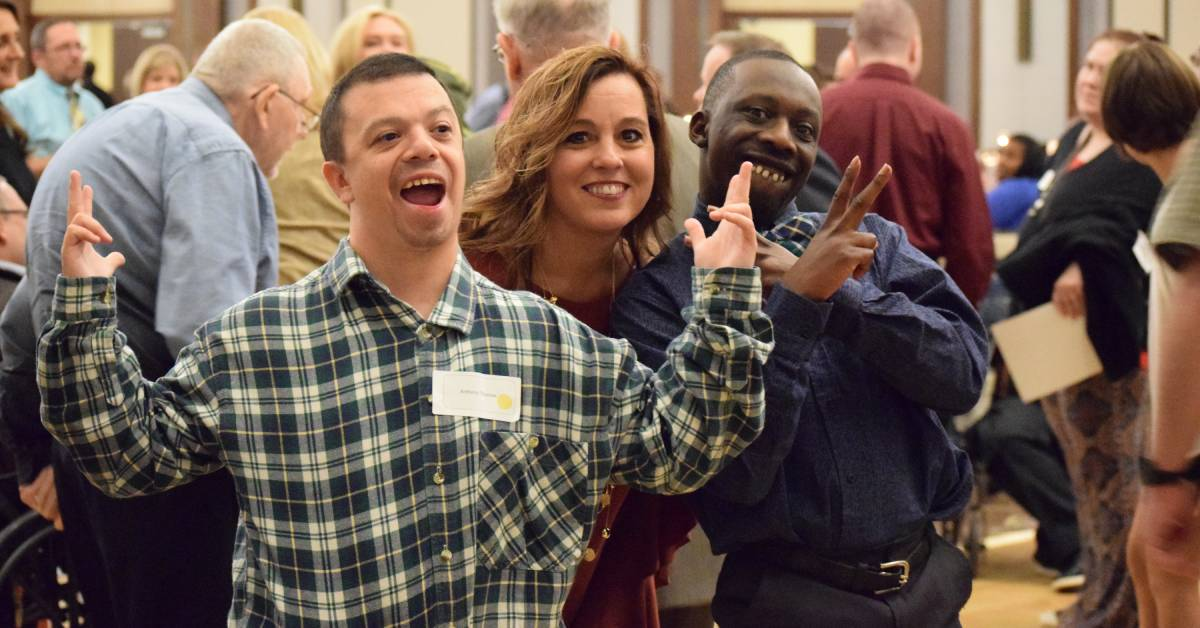 Nothing but smiles at Paladin's 52nd annual dinner
