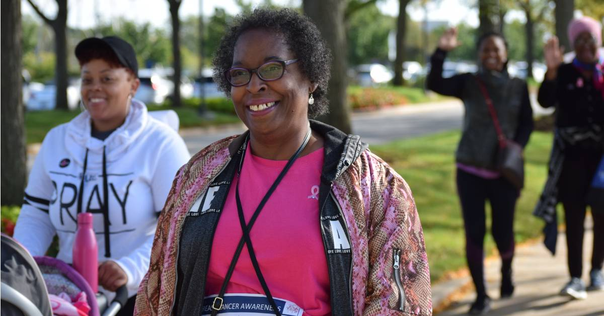100+ supporters raise breast cancer awareness at Methodist Hospital's annual 'It's a Pink Party'