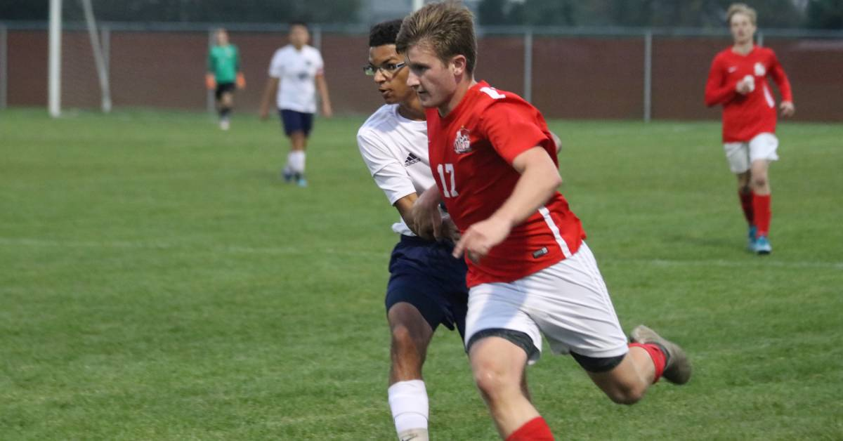 Crown Point outdoes Michigan City in Boys Soccer action