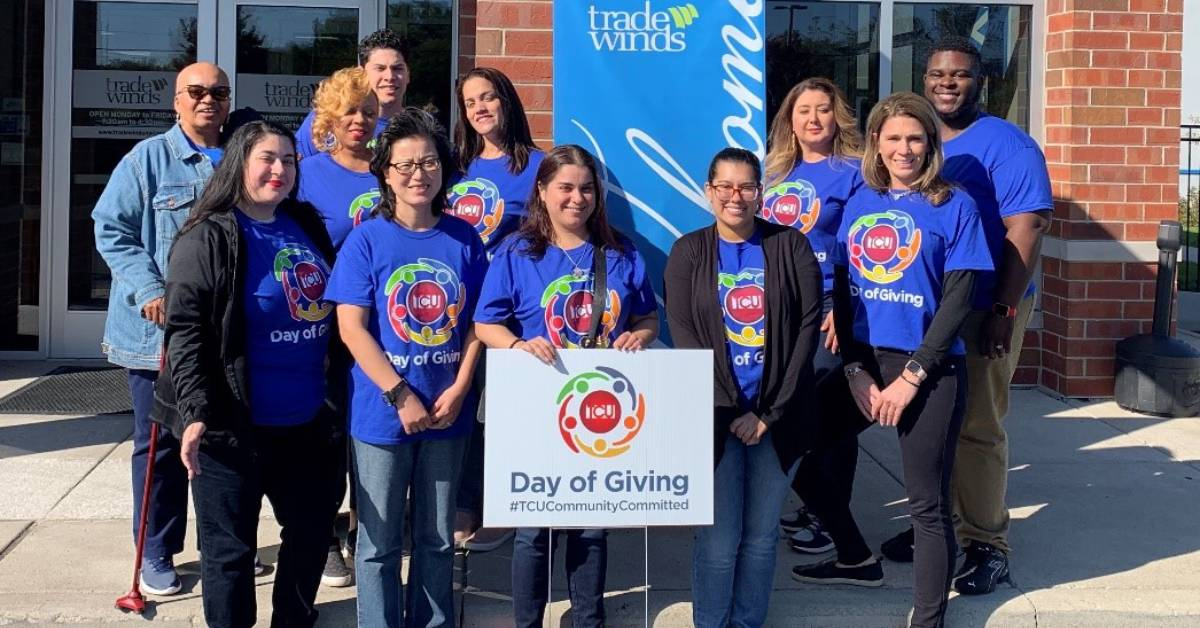 Over 650 Teachers Credit Union team members volunteer across Indiana in annual Day of Giving