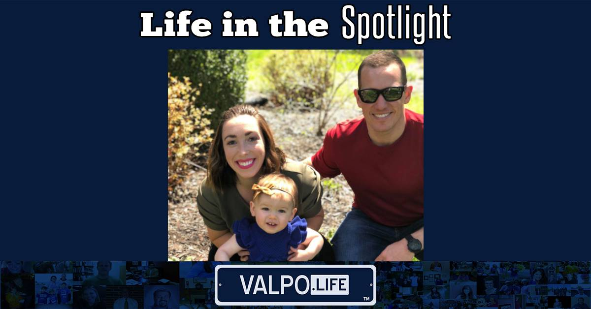 A Valpo Life in the Spotlight: Eric Gibson