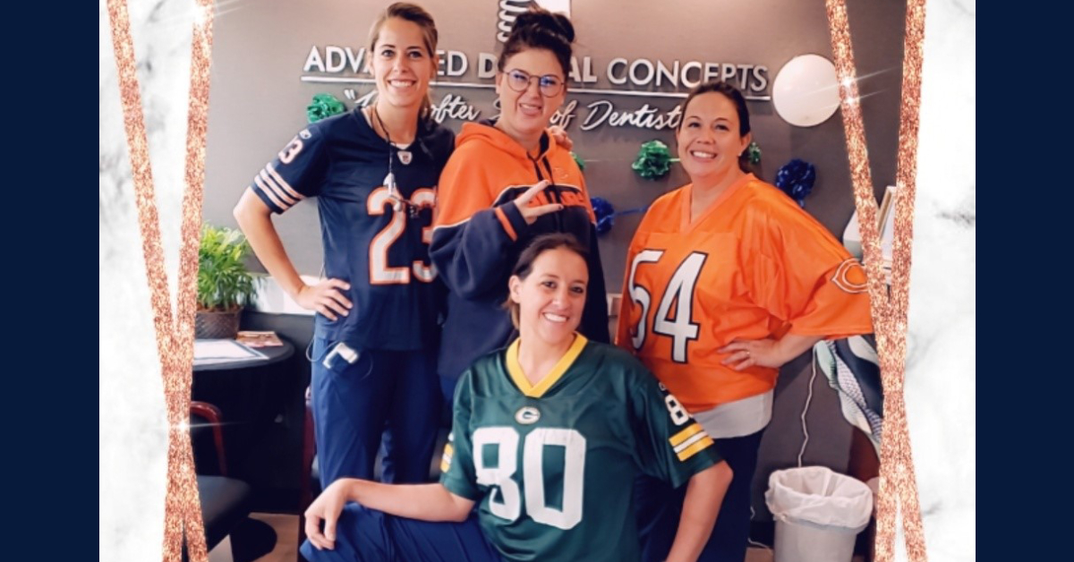 Advanced Dental Concepts celebrates 1 year anniversary at Portage office