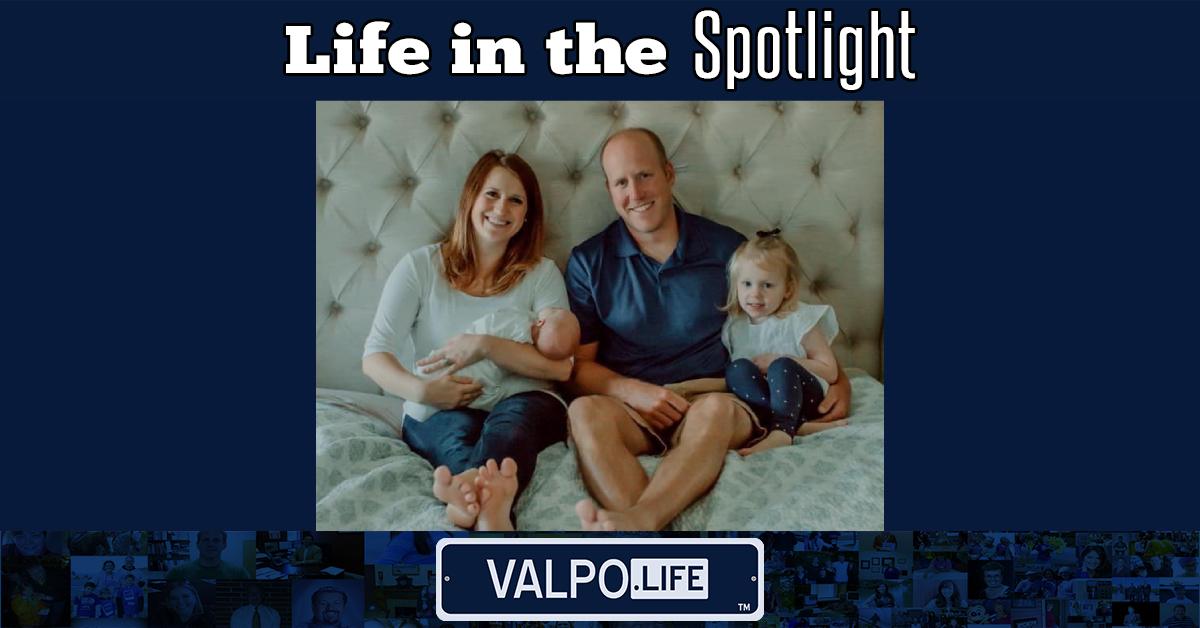 A Valpo Life in the Spotlight: Amy Osburn