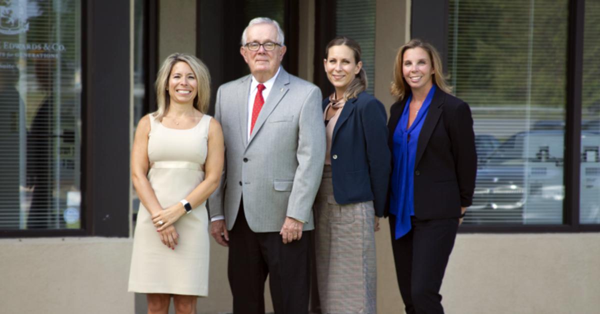 Benjamin F. Edwards' Roberts Jackson Wealth Management Team puts a family focus on financial advisement