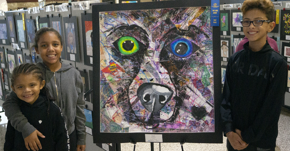 Boys & Girls Clubs of Greater Northwest Indiana hosts annual fine arts exhibit
