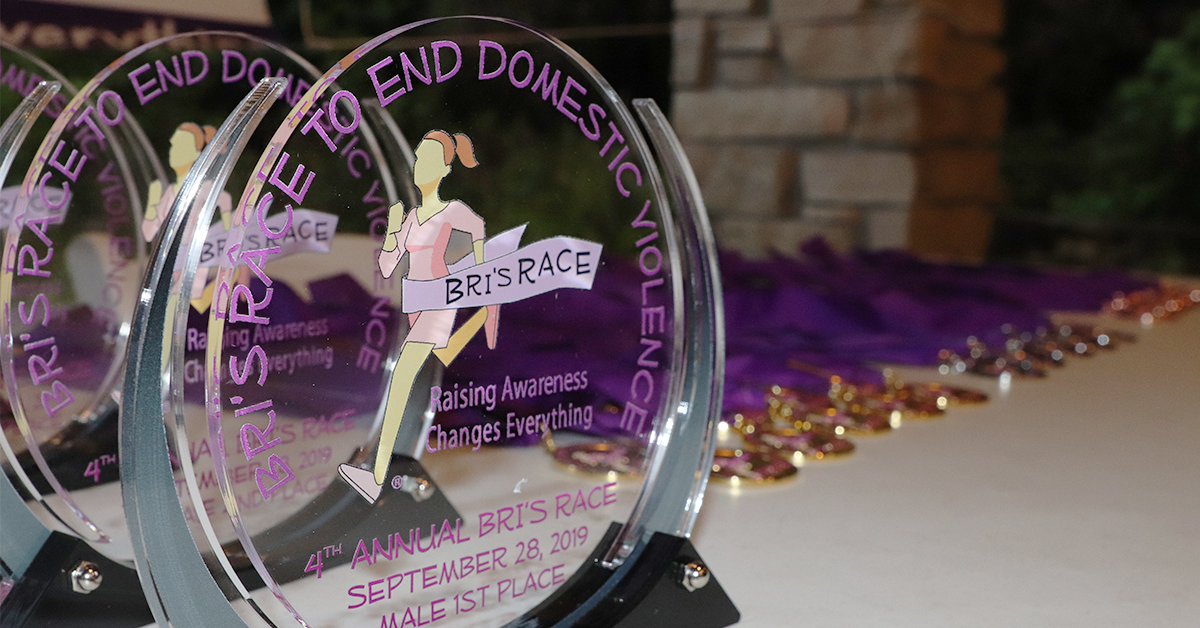 4th Annual Bri's Race brings domestic violence out of the shadows