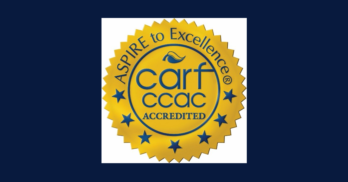 Opportunity Enterprises Awarded three-year CARF accreditation