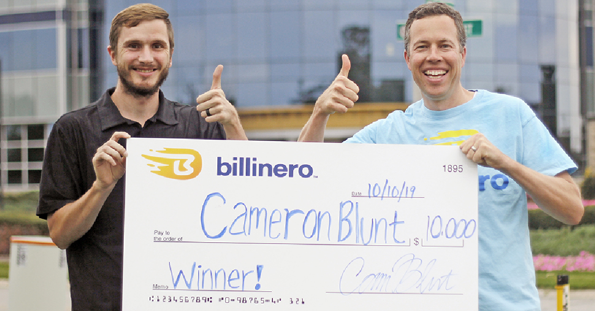 Centier Bank launches Billinero™, selects first quarterly $10,000 winner