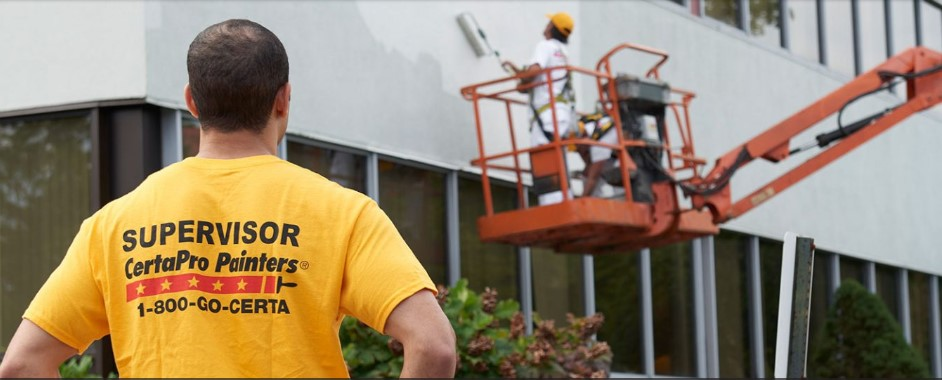 CertaPro Painters of Northwest Indiana helps businesses shine with commercial services