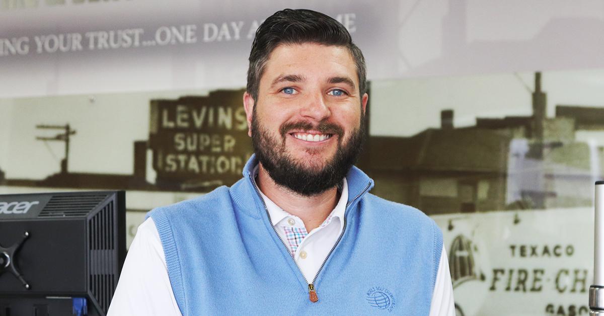 A Levin Tire & Service Center Employee Spotlight: Dan Trzeciak