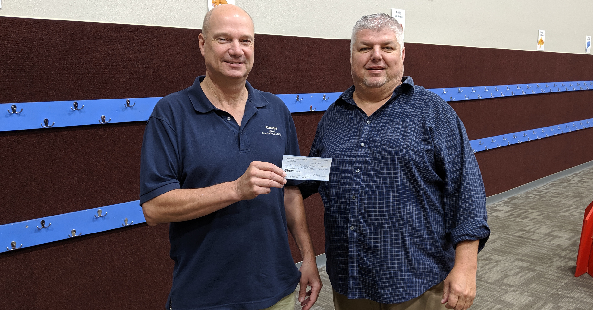 Duneland Boys & Girls Club benefits from Kiwanis giving