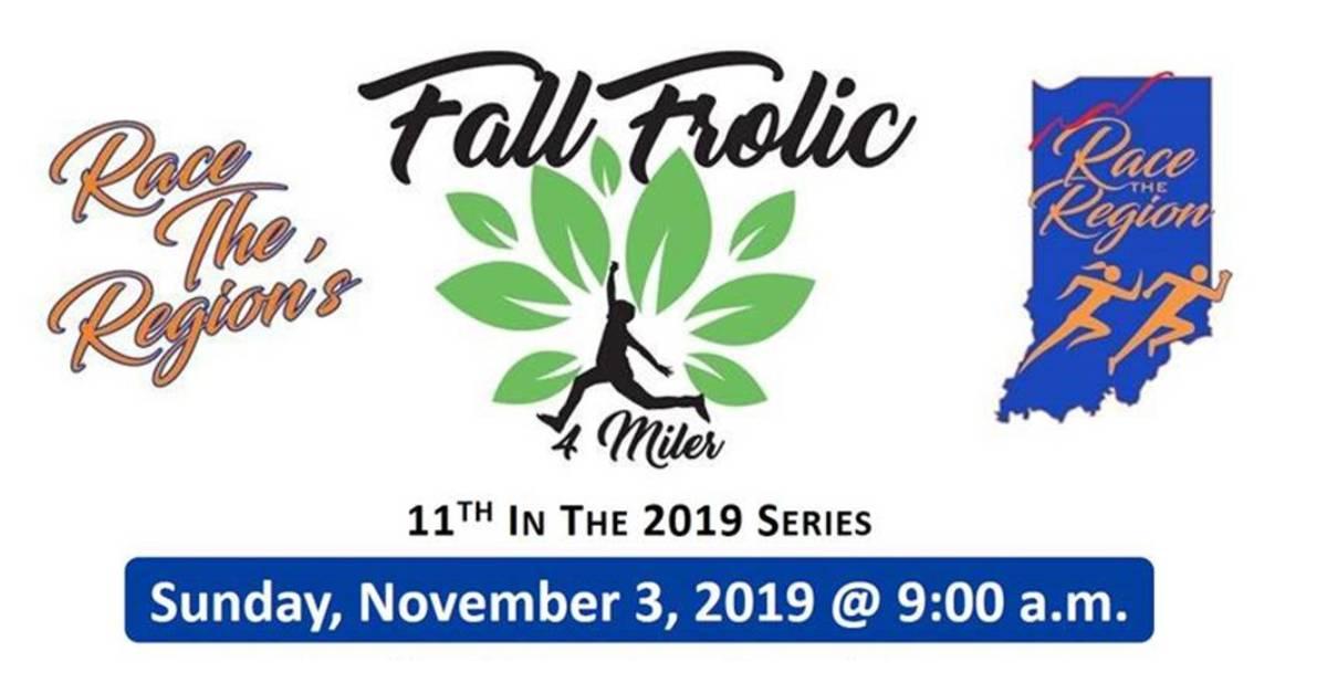 PNW Fall Frolic 4 Mile Run