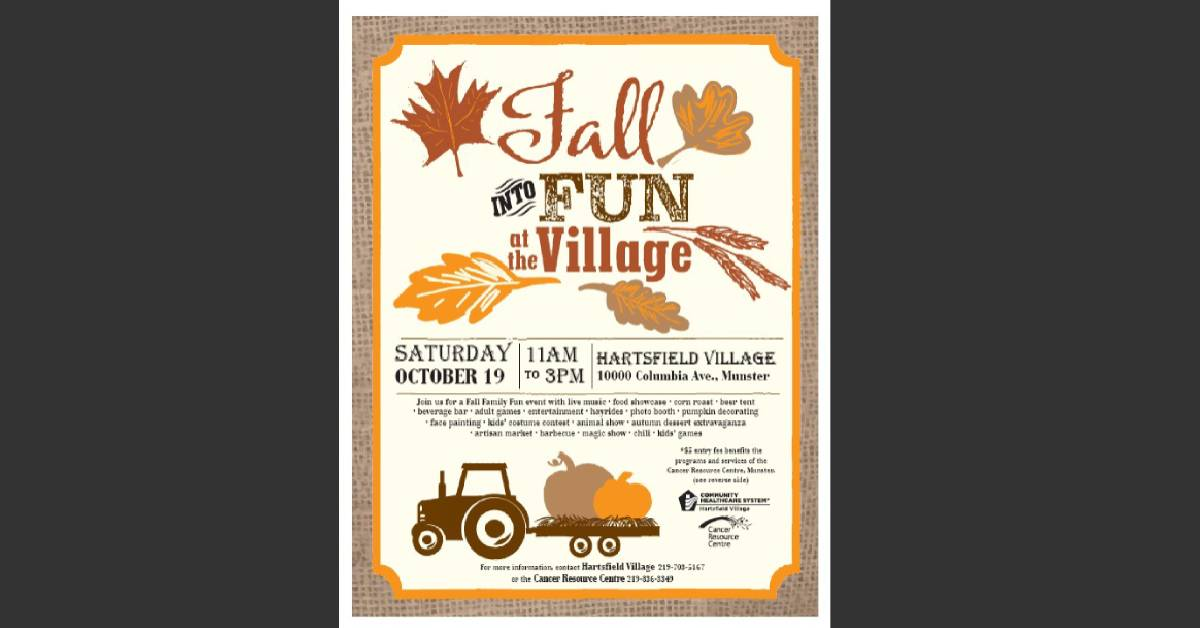 Fall into Fun at the Village