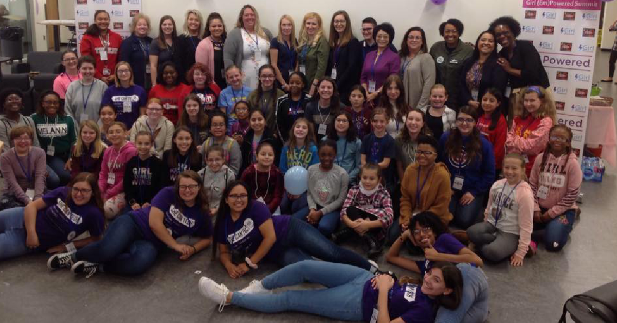 Girl Powered event at Portage High School inspires area youths