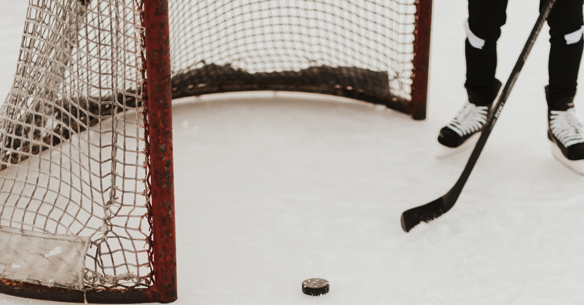 Crown Point Parks and Recreation offers boys and girls developmental hockey instruction program