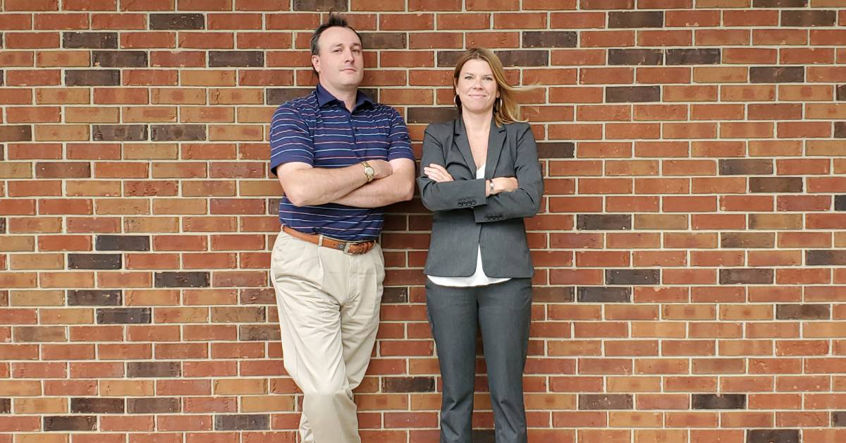 Dynamic duo in Pulaski County shed positive light on community