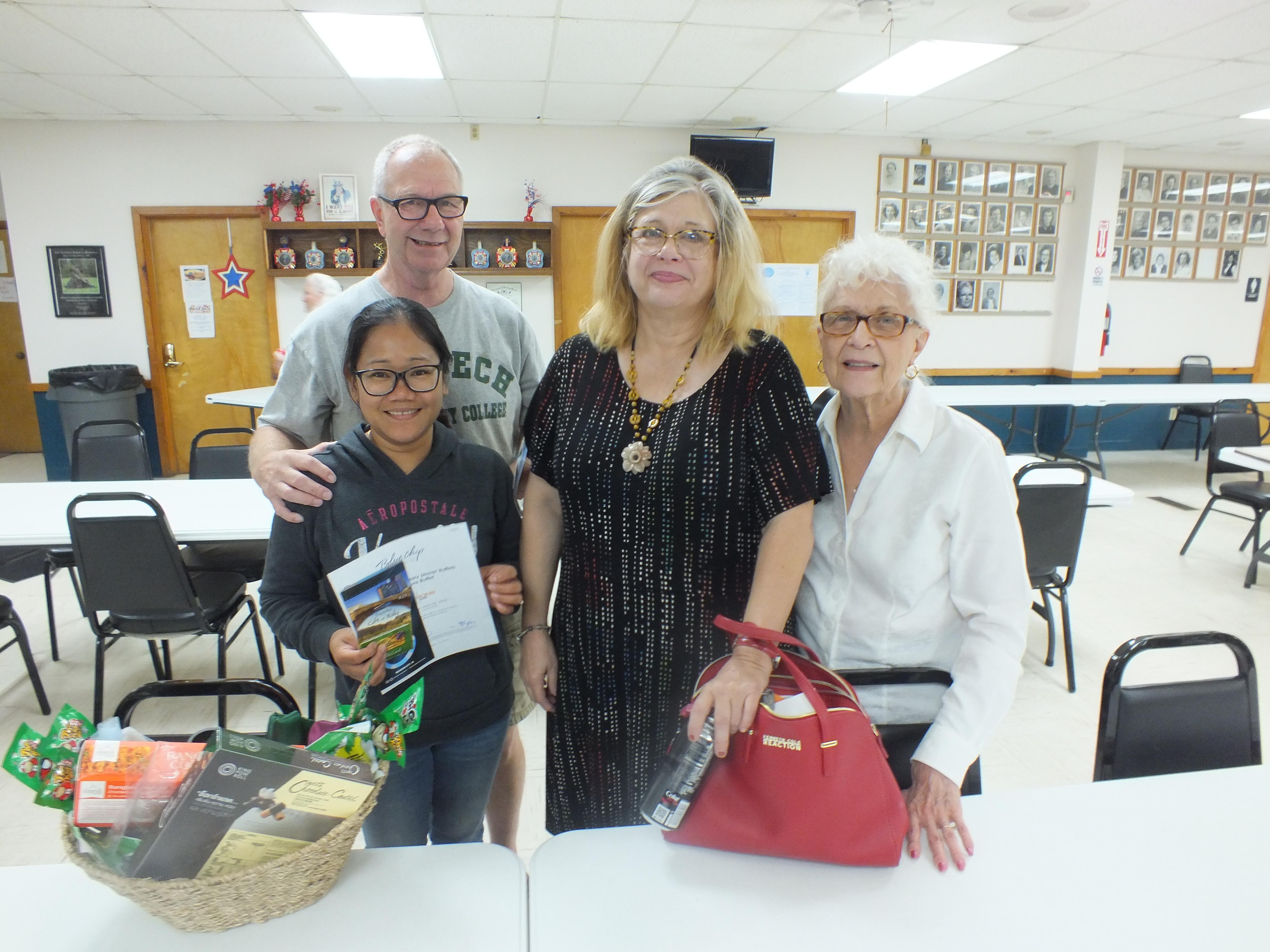 READ La Porte County Scrabble tournament a success