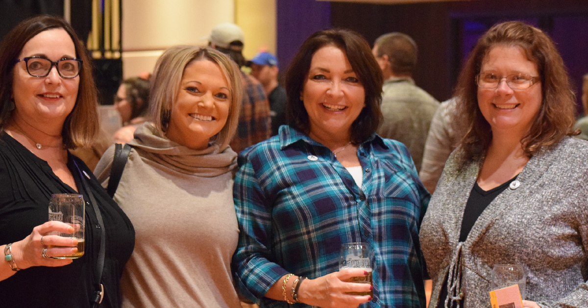 Rockin' Brew Fest brings down the house at Silvercreek Event Center