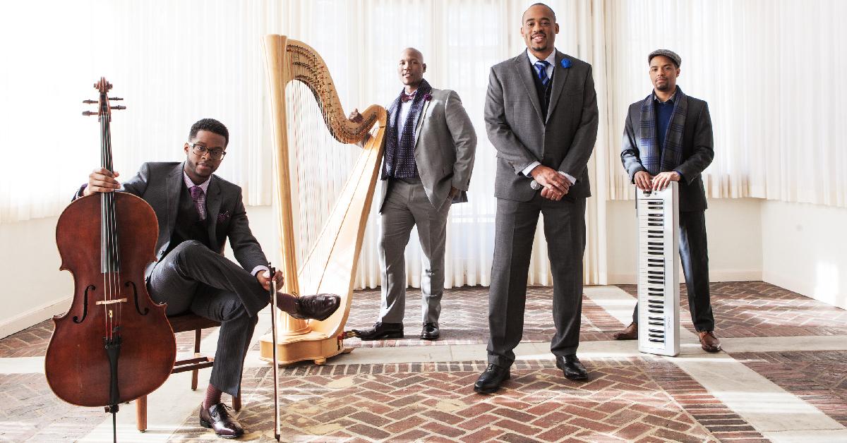 Lakeshore Community Concerts presents Sons of Serendip