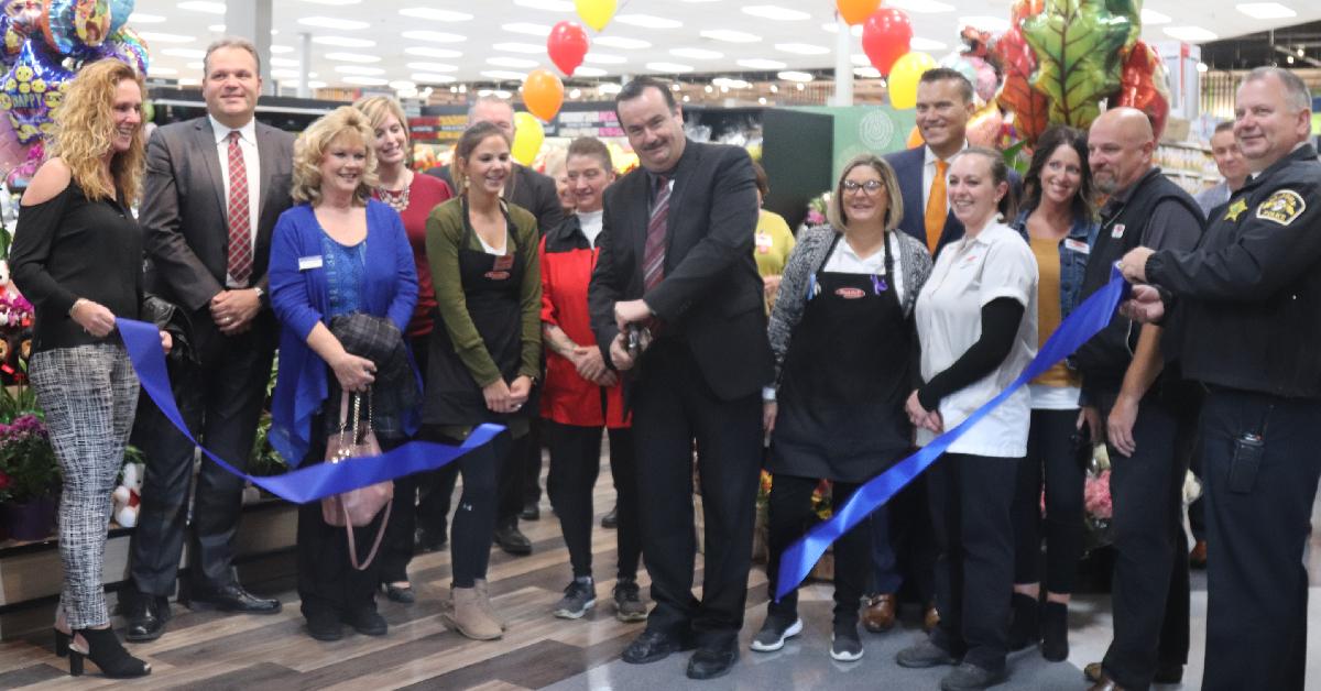 Strack & Van Til of St. John celebrates grand re-opening