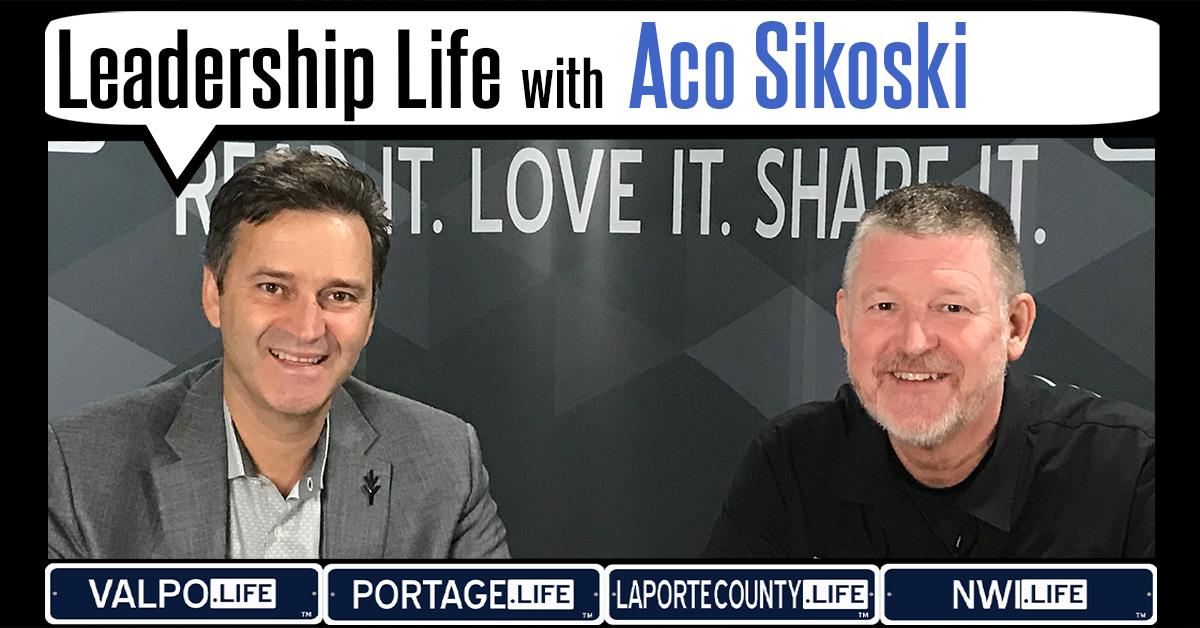 Leadership Life: Aco Sikoski, Chancellor, Ivy Tech