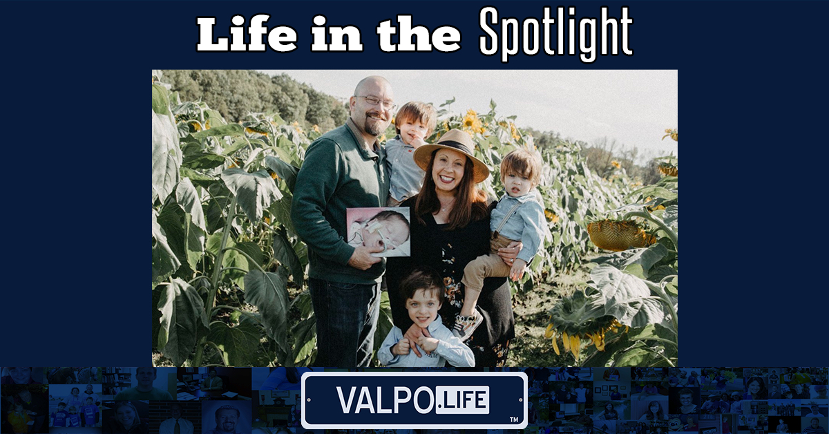 A Valpo Life in the Spotlight: Amelia Kowalisyn