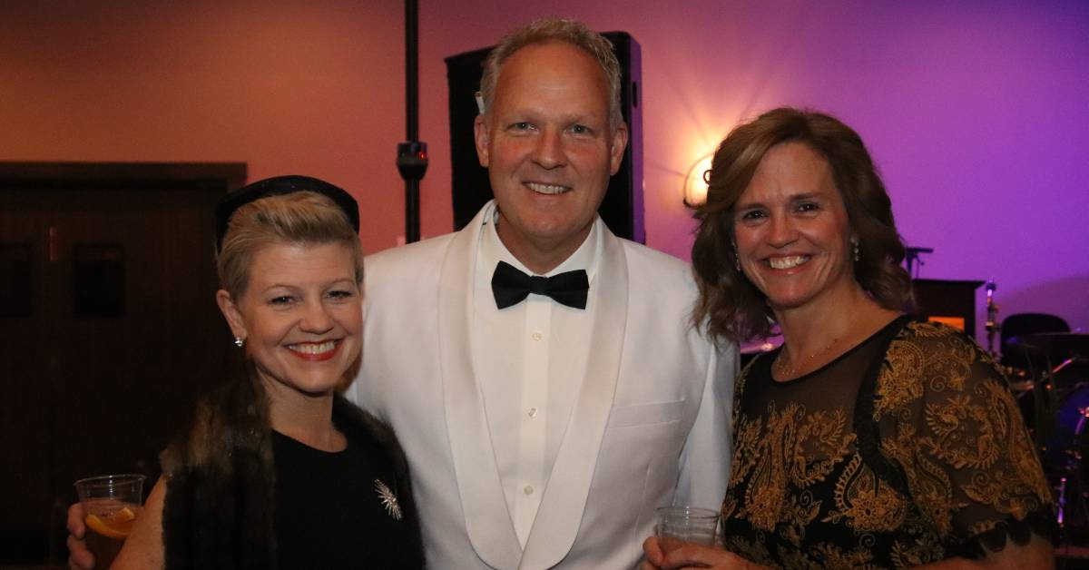 CASA program celebrates 30th anniversary with themed gala; gives out Spirit of Rose Award