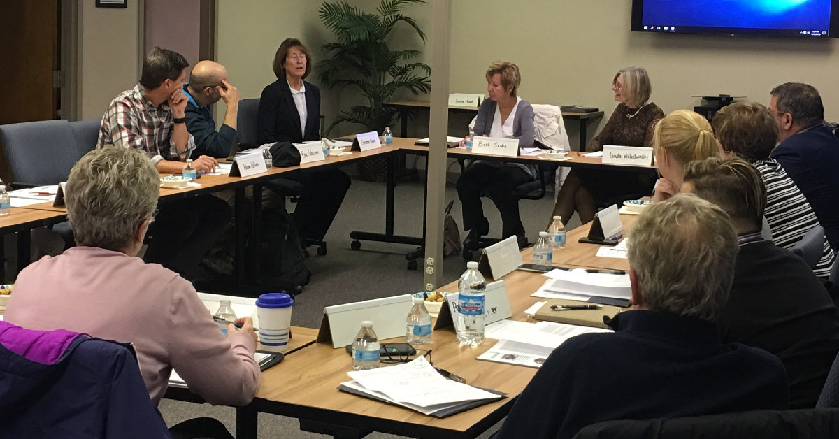 US Department of Labor representative attends Northwest Indiana Workforce Board meeting